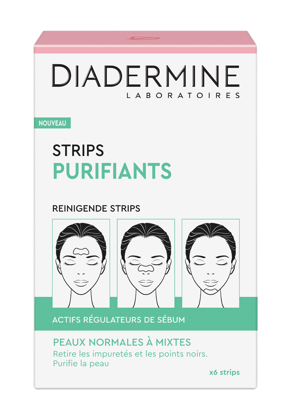 strips purifiant