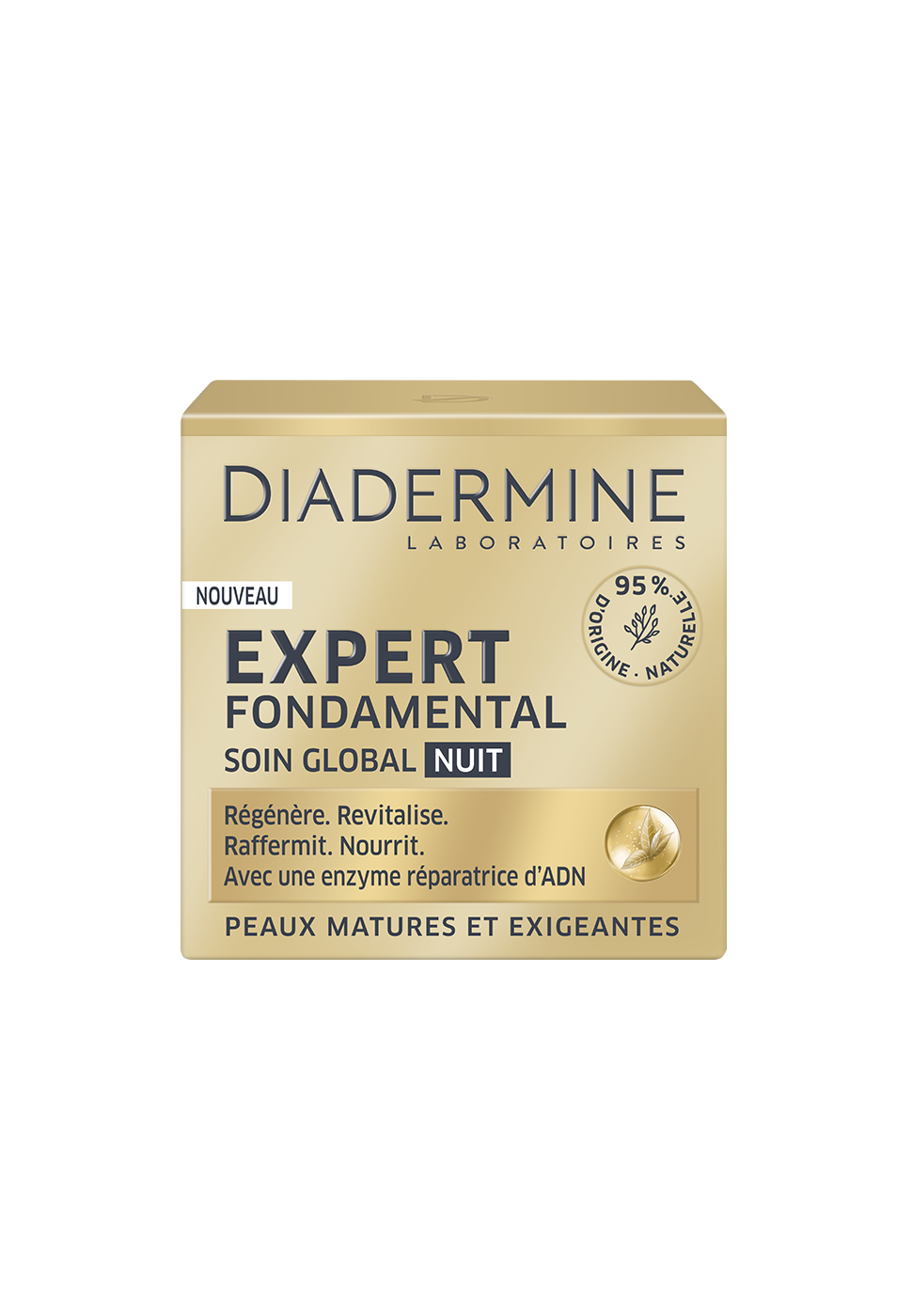expert fondamental soin global nuit